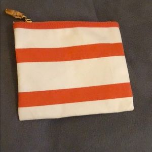 New with tags cosmetic bag
